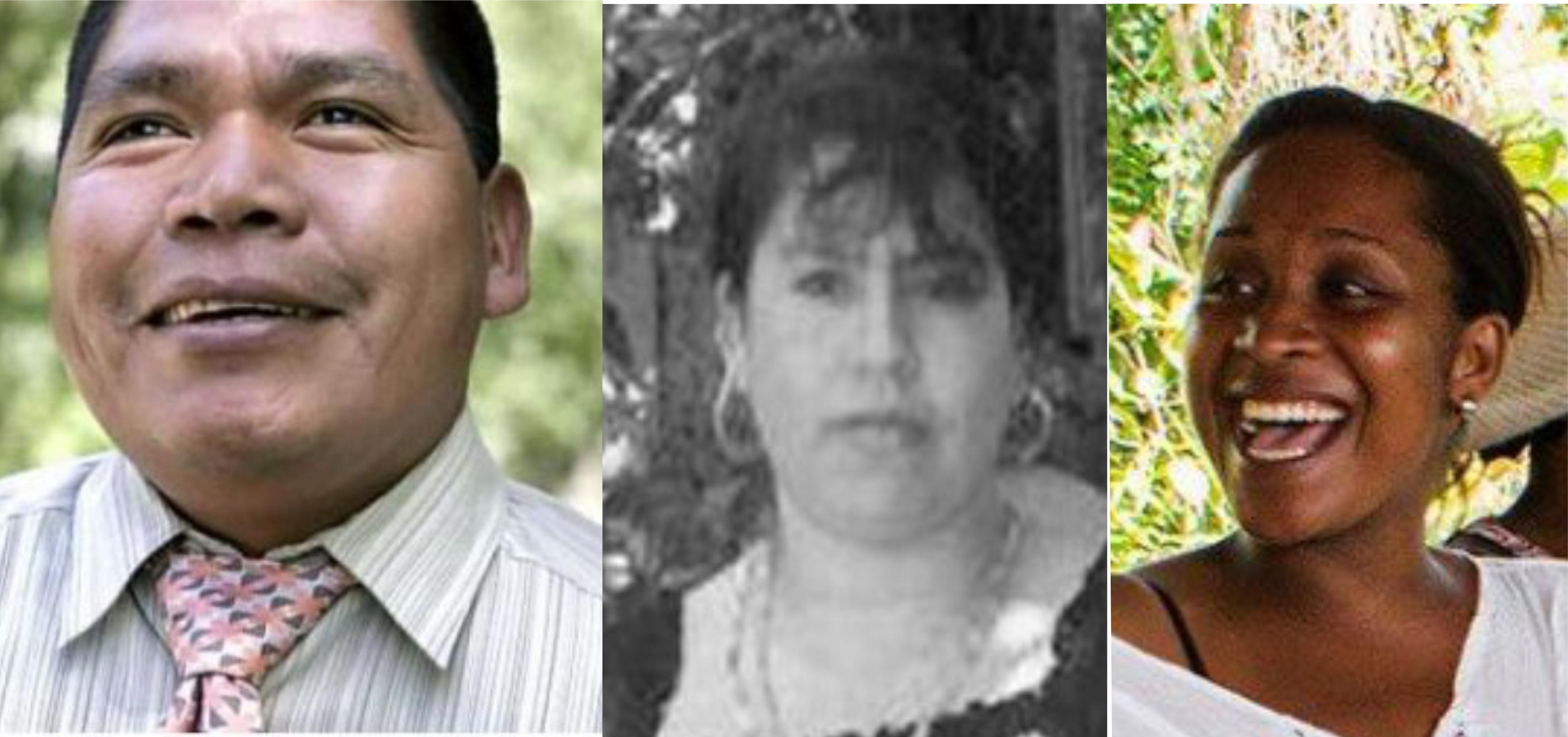 Resultado de imagen de Asesinan a tres ecologistas en tres días. ¿Hasta cuándo?