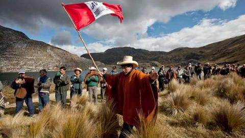 Ciudadanía organizada hace respetar la vida y la naturaleza. / © La República