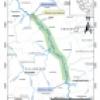 Mapa Proyecto Hidroenergético Chadin 2