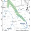 Mapa Proyecto Central Hidroeléctrica Veracruz