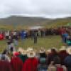 Conmemoración por el Día del Agua en las Lagunas de Conga