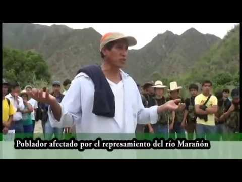 Embedded thumbnail for Hidroeléctricas en el Marañón