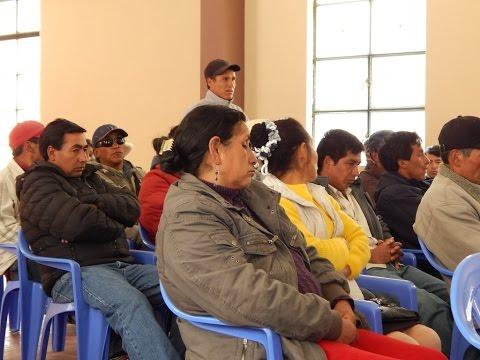 Embedded thumbnail for Despojo de tierras y abuso minero Hualgayoc Bambamarca