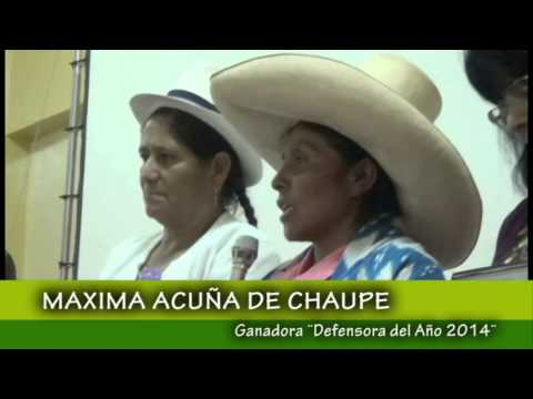 Embedded thumbnail for Maxima Chaupe DEFENSORA 2014 x RED ULAM