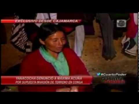 Embedded thumbnail for Despojo de Tierras: Caso de la Familia Chaupe