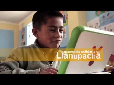 Embedded thumbnail for La Economía Solidaria en Llanupacha