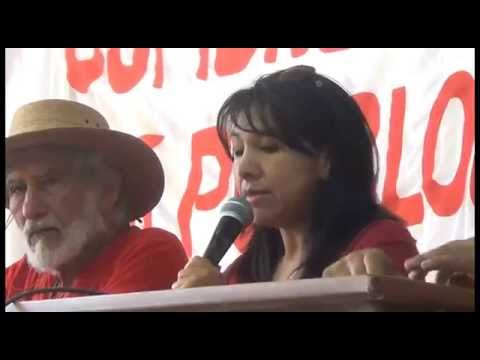 Embedded thumbnail for Cumbre de los Pueblos, Celendín, Octubre 2014