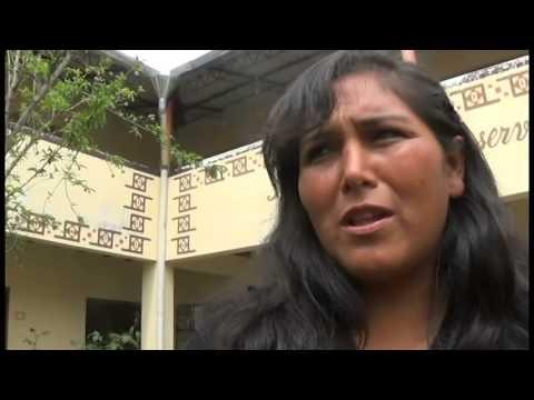 Embedded thumbnail for Población realiza murales en la provincia de Celendín - Cajamarca