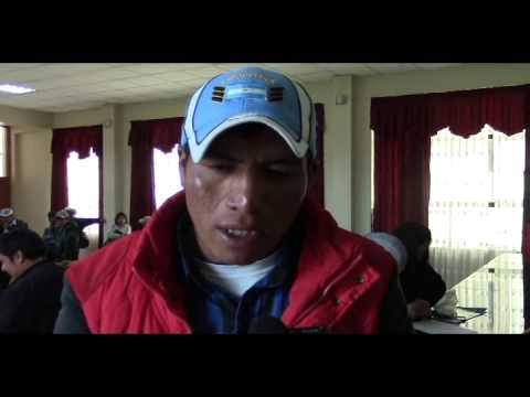 Embedded thumbnail for Denuncian a Minera Yanacocha por desaparecer manantial en La Sarcilleja
