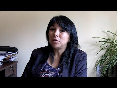 Embedded thumbnail for Mujer contra Yanacocha - entrevista a Mirtha Vasquez, Directora de Grufides