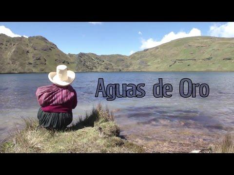Embedded thumbnail for ¨AGUAS DE ORO¨ VIDEO SOBRE LA RESISTENCIA DE MAXIMA ACUÑA CONTRA EL PROYECTO CONGA