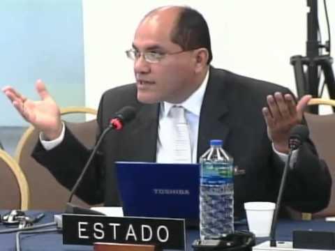 Embedded thumbnail for Audiencia en la Comisión Interamericana de Derechos Humanos Marzo 2013