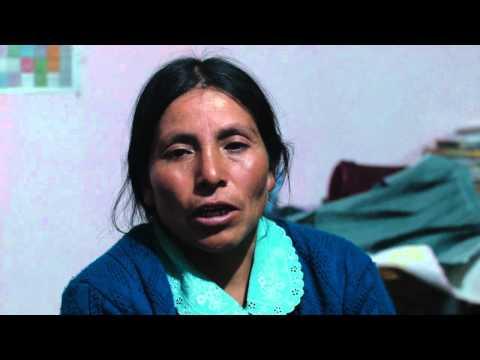 Embedded thumbnail for Defensora del Año 2014- Maxima Acuña de Chaupe